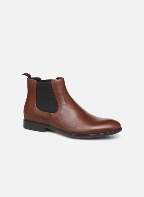 Ankle boots Vagabond Shoemakers HARVEY 4463-001-41 Brown detailed view/ Pair view