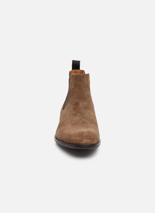 Bottines et boots Vagabond Shoemakers HARVEY 4463-040-05 Beige vue portées chaussures