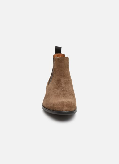 Stiefeletten & Boots Vagabond Shoemakers HARVEY 4463-040-05 beige schuhe getragen