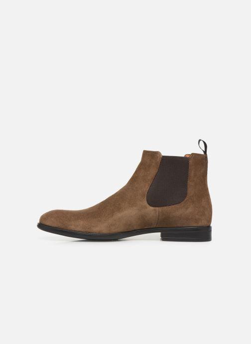 Ankle boots Vagabond Shoemakers HARVEY 4463-040-05 Beige front view