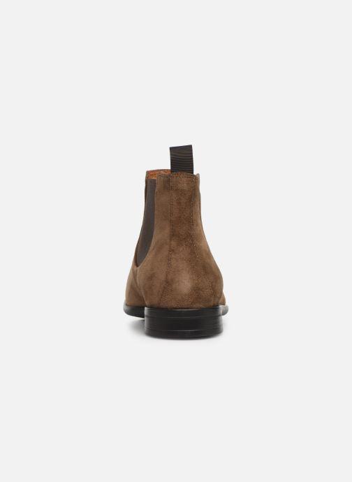 Bottines et boots Vagabond Shoemakers HARVEY 4463-040-05 Beige vue droite