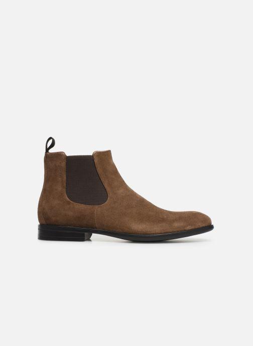 Ankle boots Vagabond Shoemakers HARVEY 4463-040-05 Beige back view