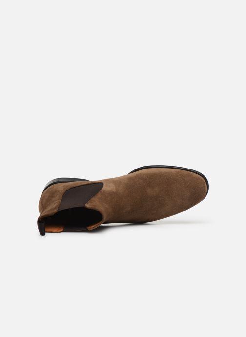 Stiefeletten & Boots Vagabond Shoemakers HARVEY 4463-040-05 beige ansicht von links