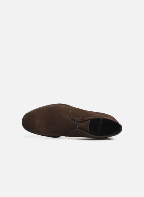 Bottines et boots Vagabond Shoemakers HARVEY 4863-040-31 Marron vue gauche