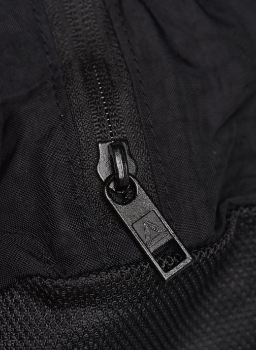 Sacs de sport Reebok W FOUND CYLINDER BAG Noir vue gauche