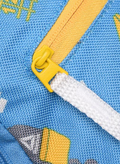 Scolaire Reebok KIDS SMALL AOP BP Bleu vue gauche