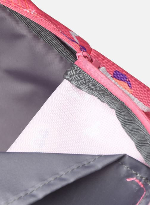 Schooltassen Reebok KIDS SMALL AOP BP Roze achterkant