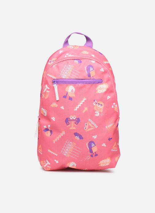 School bags Reebok KIDS SMALL AOP BP Pink detailed view/ Pair view