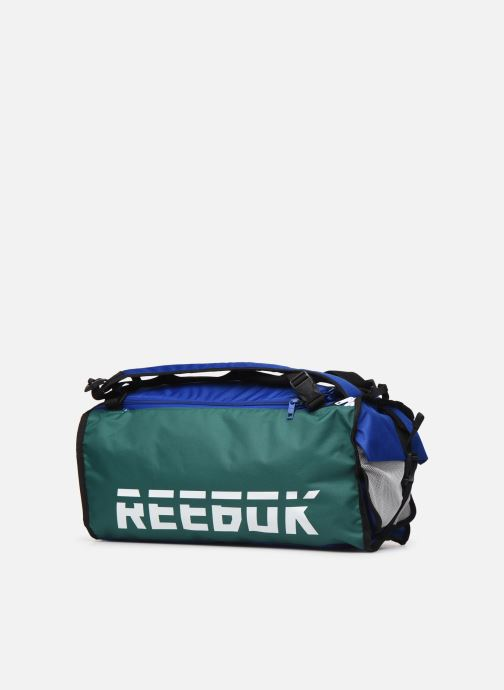 Rucksäcke Reebok WOR CONV GRIP blau schuhe getragen