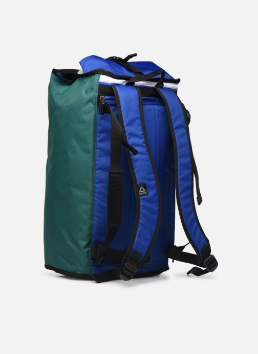 Rucksacks Reebok WOR CONV GRIP Blue view from the right