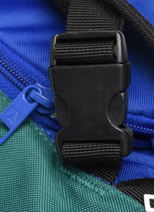 Rucksacks Reebok WOR CONV GRIP Blue view from the left