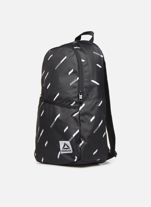 Rucksacks Reebok WOR FOLLOW GR BP Black model view