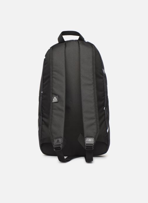 Rucksacks Reebok WOR FOLLOW GR BP Black front view