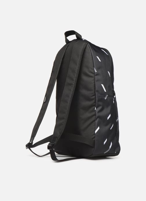 Rucksacks Reebok WOR FOLLOW GR BP Black view from the right