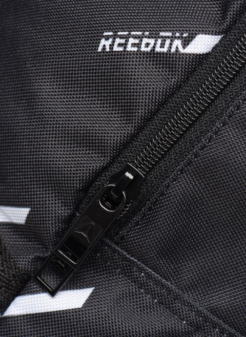 Rucksacks Reebok WOR FOLLOW GR BP Black view from the left