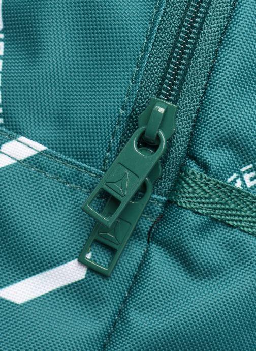 Rucksäcke Reebok WOR FOLLOW GR BP grün ansicht von links