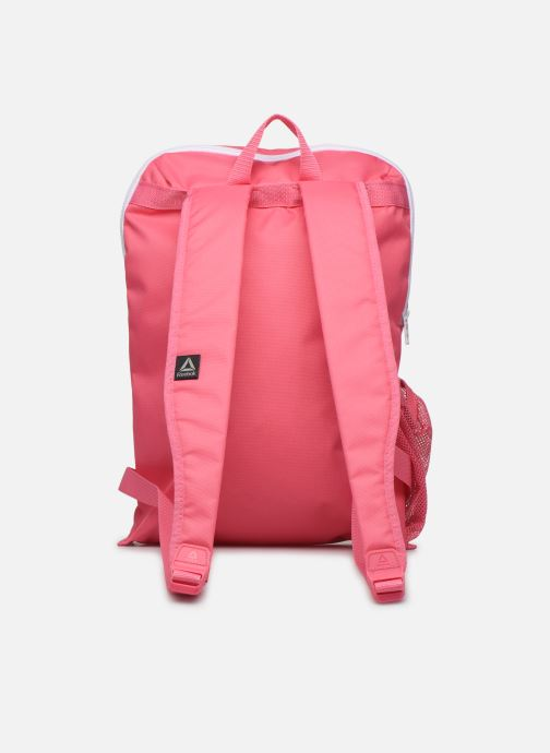 Rucksacks Reebok ACT CORE BKP S Pink front view