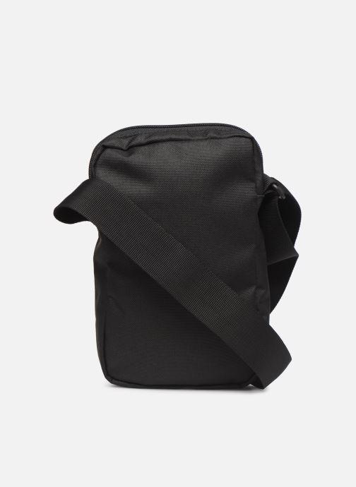 Herrentaschen Reebok TE CITY BAG schwarz ansicht von vorne