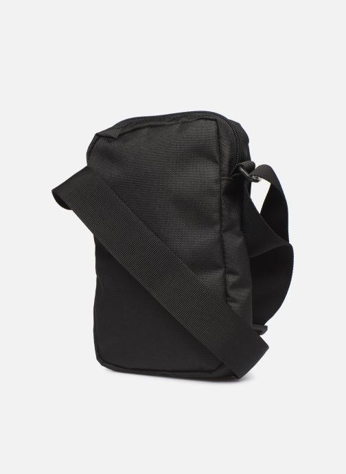 Bolsos de hombre Reebok TE CITY BAG Negro vista lateral derecha