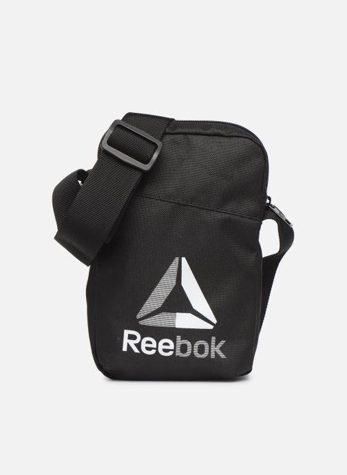 Herrentaschen Reebok TE CITY BAG schwarz detaillierte ansicht/modell