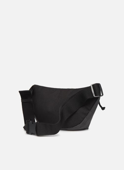 Bolsos de mano Reebok Reflective bag Negro vista lateral derecha