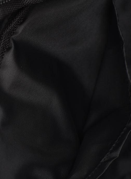 Kleine lederwaren Reebok Reflective bag Zwart achterkant