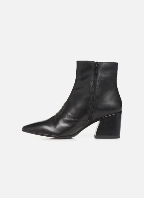 Boots en enkellaarsjes Vagabond Shoemakers OLIVIA  4817-101-20 Zwart voorkant