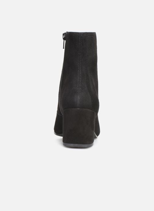 Boots Vagabond Shoemakers OLIVIA  4817-140-20 Svart Bild från höger sidan