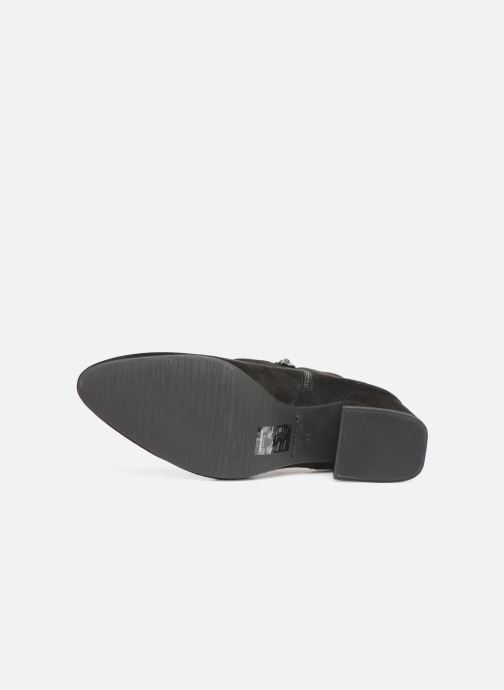 Bottines et boots Vagabond Shoemakers OLIVIA  4817-140-20 Noir vue haut