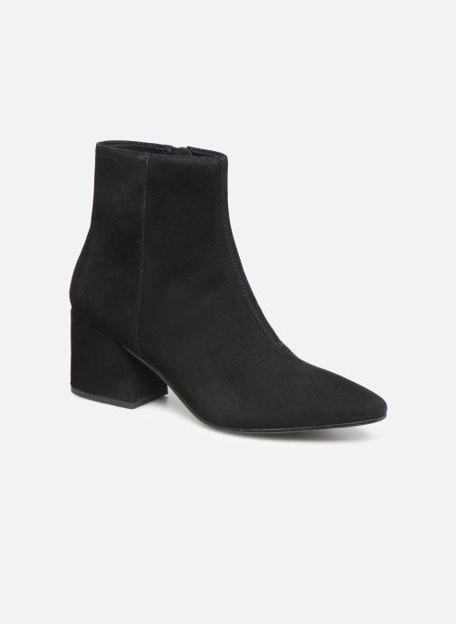Ankelstøvler Vagabond Shoemakers OLIVIA  4817-140-20 Sort detaljeret billede af skoene