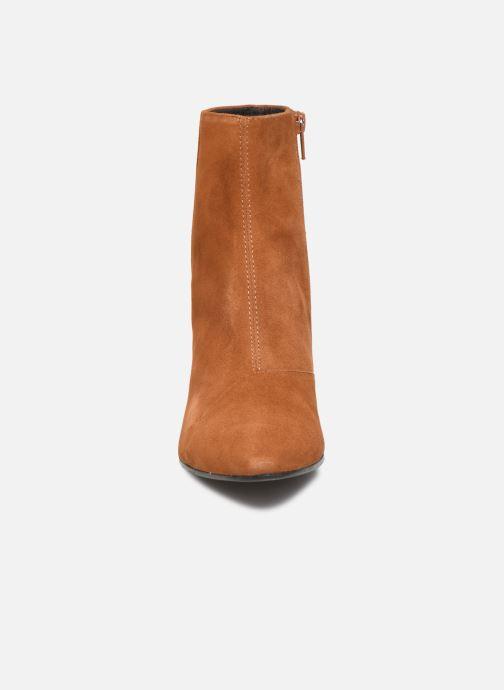 Bottines et boots Vagabond Shoemakers OLIVIA  4817-140-09 Marron vue portées chaussures