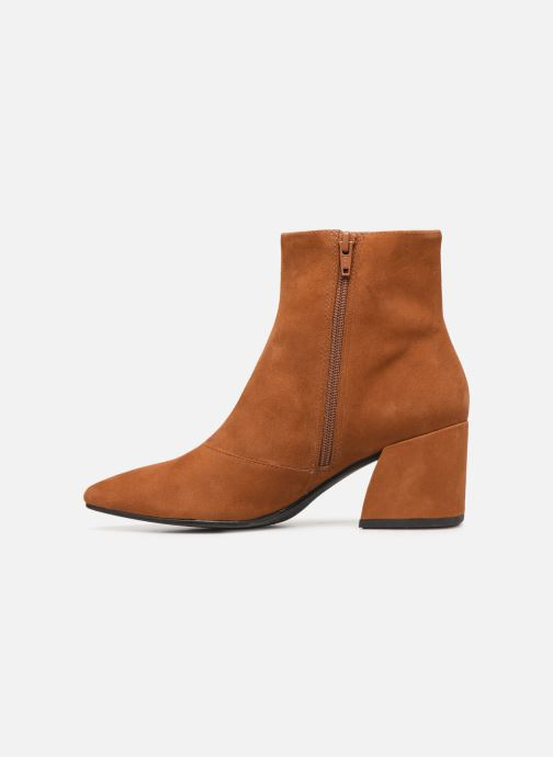 Ankle boots Vagabond Shoemakers OLIVIA  4817-140-09 Brown front view