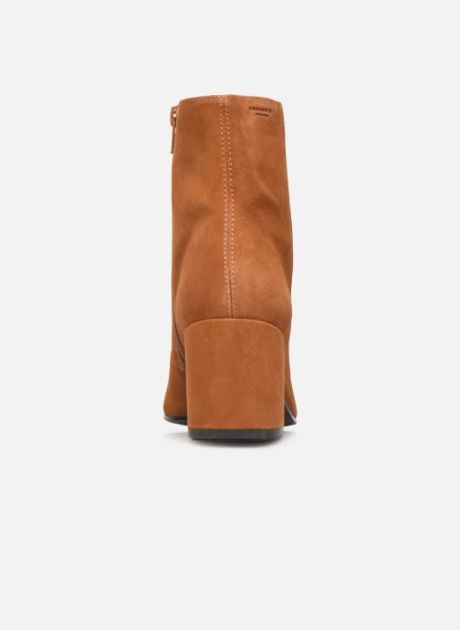 Ankle boots Vagabond Shoemakers OLIVIA  4817-140-09 Brown view from the right