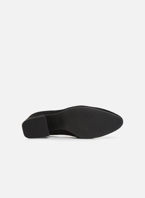 Zapatos de tacón Vagabond Shoemakers OLIVIA  4817-340-20 Negro vista de arriba