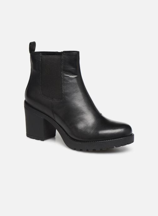 Ankle boots Vagabond Shoemakers GRACE  4228-101-20 Black detailed view/ Pair view