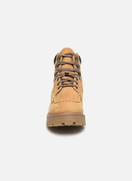 Stiefeletten & Boots Vagabond Shoemakers COSMO  4849-250-13 beige schuhe getragen