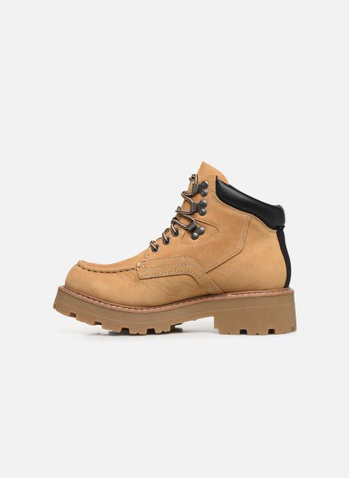 Botines  Vagabond Shoemakers COSMO  4849-250-13 Beige vista de frente