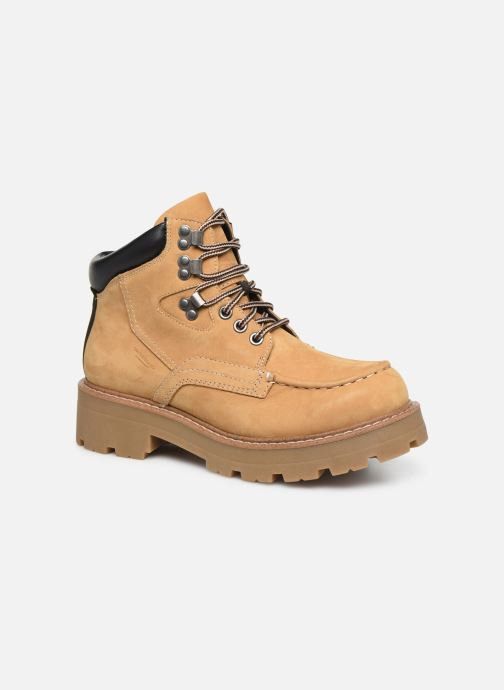Botines  Vagabond Shoemakers COSMO  4849-250-13 Beige vista de detalle / par