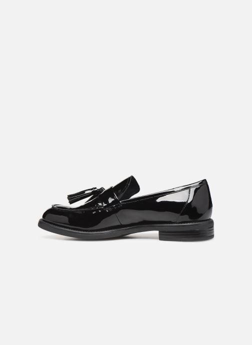 Slipper Vagabond Shoemakers AMINA  4803-860-20 schwarz ansicht von vorne