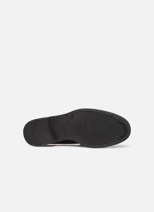 Mocassins Vagabond Shoemakers AMINA  4803-860-20 Noir vue haut