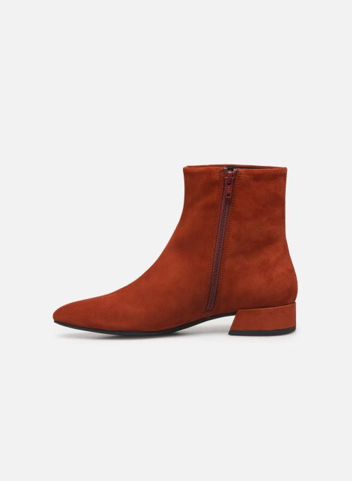 Ankle boots Vagabond Shoemakers JOYCE 4608-140-43 Red front view