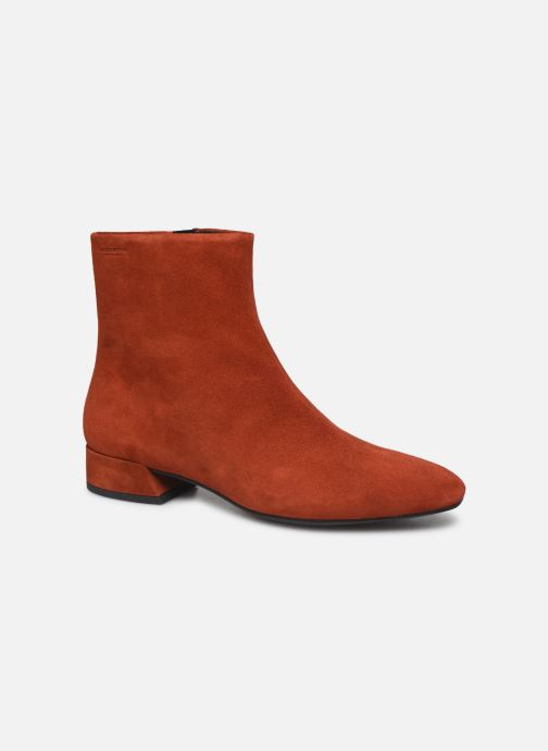Botines  Vagabond Shoemakers JOYCE 4608-140-43 Rojo vista de detalle / par