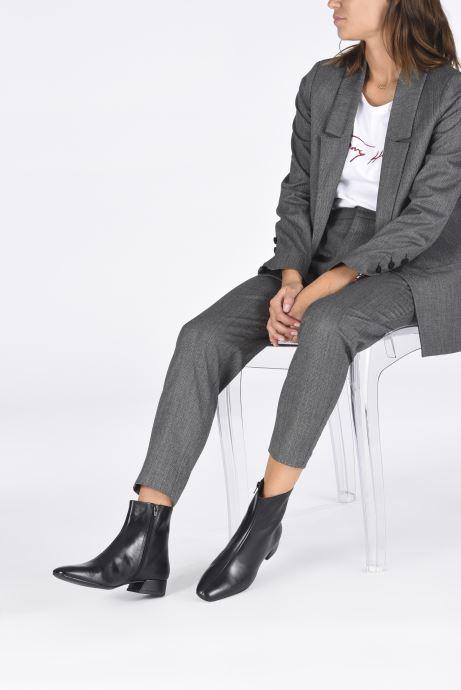 Stiefeletten & Boots Vagabond Shoemakers JOYCE 4808-608-34 schwarz ansicht von unten / tasche getragen
