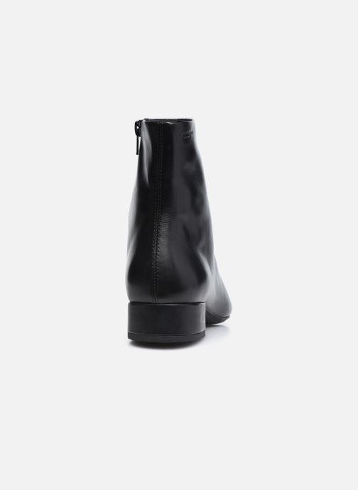 Stivaletti e tronchetti Vagabond Shoemakers JOYCE 4808-608-34 Nero immagine destra