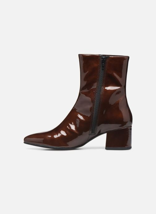 Ankle boots Vagabond Shoemakers Mya 4619-060 Brown front view