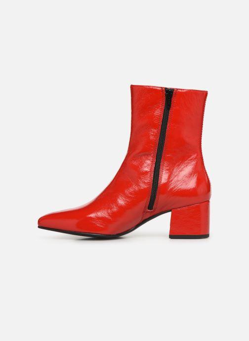 Botines  Vagabond Shoemakers Mya 4619-060 Rojo vista de frente