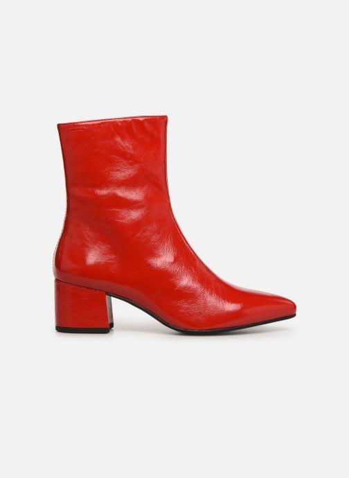 Botines  Vagabond Shoemakers Mya 4619-060 Rojo vistra trasera
