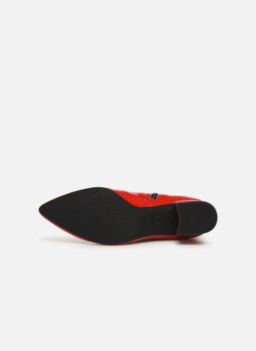 Bottines et boots Vagabond Shoemakers Mya 4619-060 Rouge vue haut