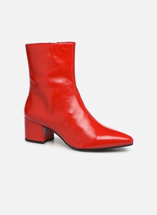 Ankelstøvler Vagabond Shoemakers Mya 4619-060 Rød detaljeret billede af skoene