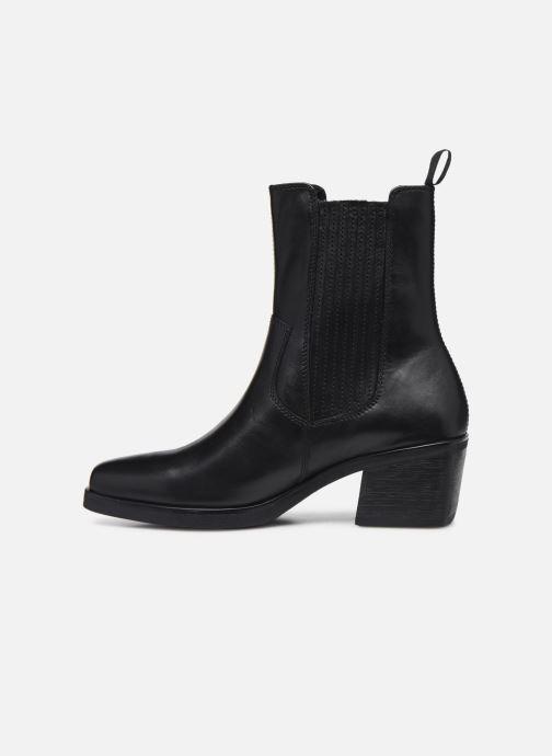 Boots en enkellaarsjes Vagabond Shoemakers SIMONE  4810-301-20 Zwart voorkant